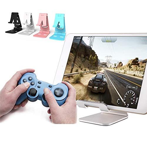 ouying1418 Portable Mini Desktop Mobile Phone Stand Universal Foldable Tablet Holder