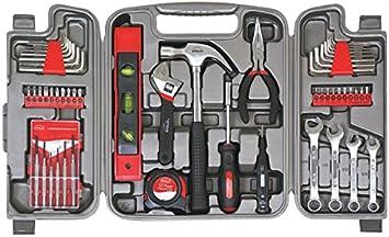 Apollo Precision Tools DT9408 Kit de herramientas para el hogar, 53 piezas