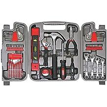 Kit de herramientas para el hogar Apollo Tools DT9408P (53Piezas), en color rosa
