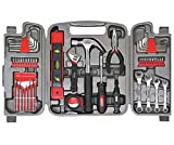 Apollo Tools DT9408 Household Tool Kit, 53-Piece (Tools & Home Improvement)
