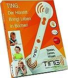 TING Hörstift. Mit 43 vorinstallierten Titeln und für alle weiteren Bücher der Ting-Welt!