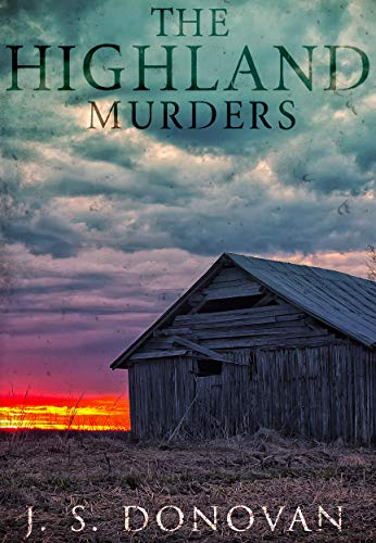 The Highland Murders: Book 0 by [Donovan, J.S]