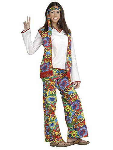 Forum Novelties Women's Hippie Dippie -
