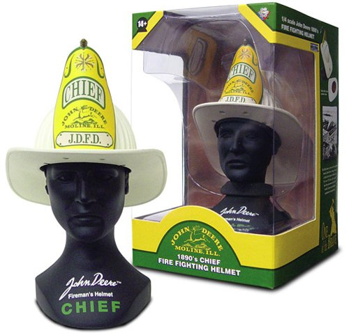 Gearbox John Deere 1890's Chief Fire Fighting Helmet
