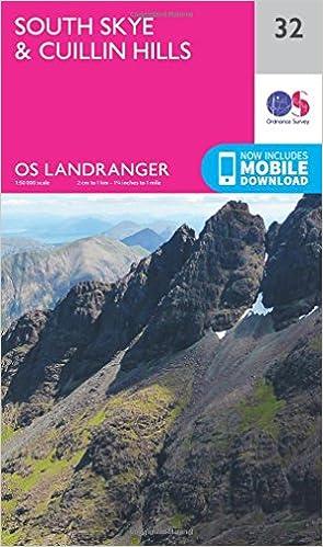 South Skye & Cuillin Hills Epub Descargar