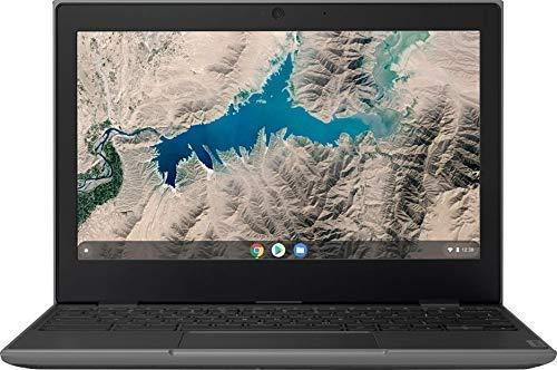 2020 Lenovo 11.6″ Chromebook Quad-Core CPU 4GB RAM 32GB Storage Thin and Light Webcam Type-C USB 2×2 AC WiFi HDMI Chrome OS Laptop Computer for Business Student, YZAKKA Accessories