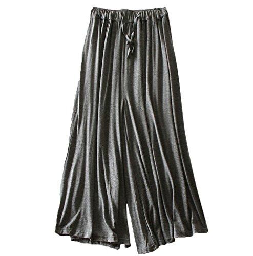 アルファベット水銀の幾何学[美しいです] レディース パンツ ズボン ワイドパンツ 九分丈 無地 ハイウエスト 春 夏 秋 ストラップ