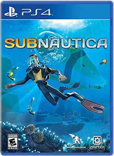 Subnautica Playstation 4