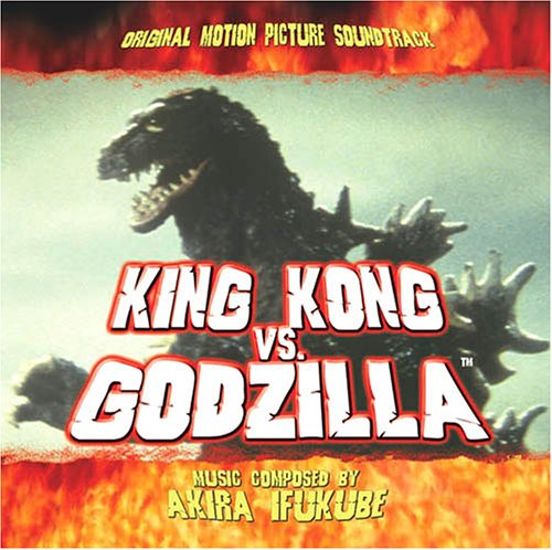 King King Vs Godzilla - O.S.T.