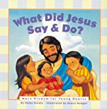 What Did Jesus Do?, Helen Haidle, 1576735621