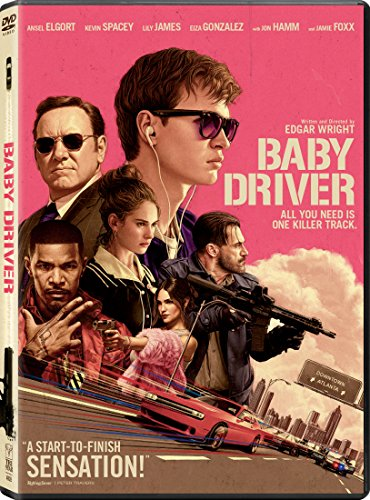 Baby Dvd - Baby Driver