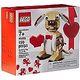 LEGO Bricks & More Valentines Cupid Dog 40201 Building Kit