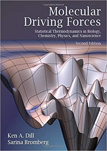 Molecular Driving Forces Statistical Thermodynamics In Biology Chemistry Physics And Nanoscience 2nd Edition Ken A Dill Sarina Bromberg 9780815344308 Amazon Com Books