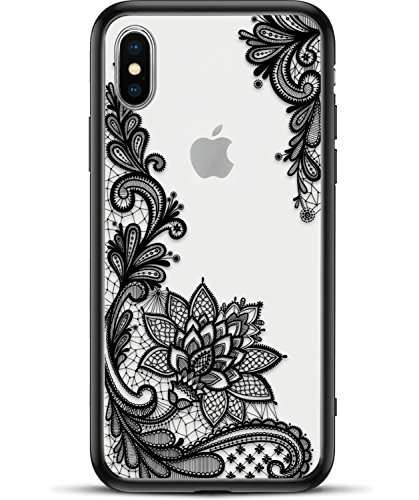 Prosidio TM - Apple iPhone X Case for Girls Women - Matte Cl