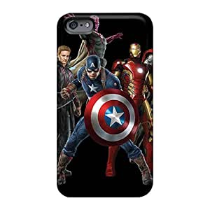 AlissaDubois Apple Iphone 6s Plus Great Hard Phone Case Provide Private Custom Realistic Ant Man Series [EfL731tNvx]