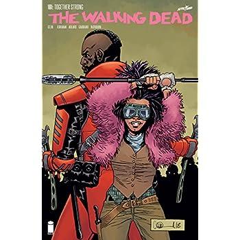 Cover A - Adlard /& Stewart Walking Dead #184