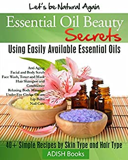 Essential Oils Beauty Secrets Products ebook product image