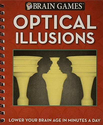 Brain Games Optical Illusions - Optical International Mall