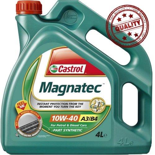 Castrol CAM10404 Magnatec 10W40 A3/B4 4L