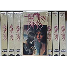 The THORN BIRDS - From the Original Miniseries (10 VHS Tapes) Chapters 1 - 10