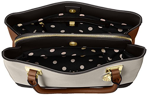 a1e1577a4 Anne Klein New Recruits Large Satchel - Import It All