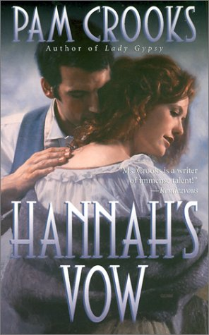 book cover of Hannah\'s Vow