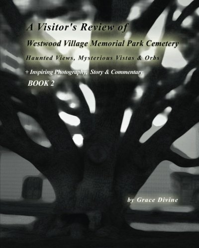 A Visitor's Review of  Westwood Village Memorial Park Cemetery: Haunting Views,  Mysterious Vistas & Orbs  + Inspiring Photography,  Story & Commentary  BOOK 2