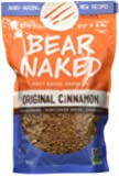 Bear Naked Original Cinnamon Protein Granola, 11.2 Ounce (Packaging May Vary)