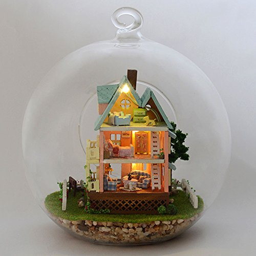 flever-dollhouse-miniature-diy-house-kit-creative-room-with-furniture-and-glass-cover-for-romantic-a