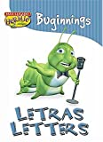 Buginnings Letras, Max Lucado's Hermie and Friends Staff, 0881138398