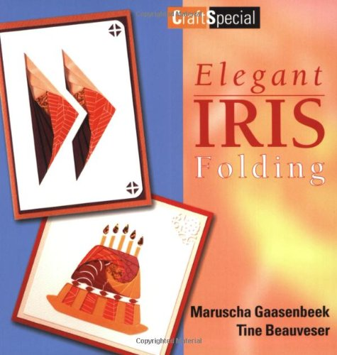 Elegant Iris Folding (Craft Special)