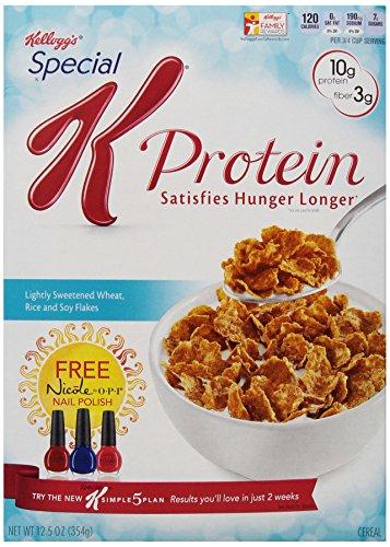 Special K Protein Plus, 12.5 oz