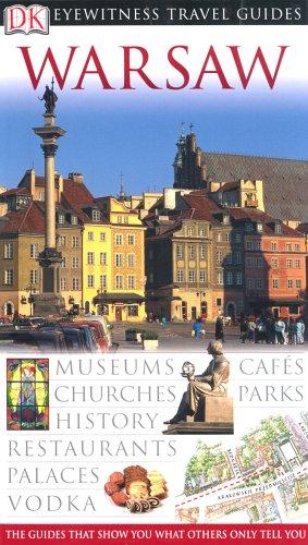 Warsaw (Eyewitness Travel Guides)