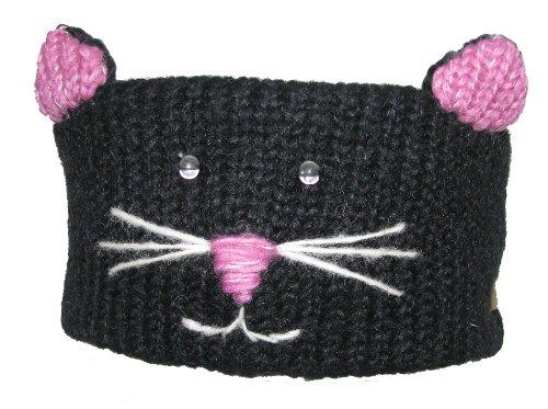 Delux Knitwits Kiki The Kitty Headband