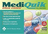 Mediquick Drug Cards, Springhouse Publishing Company Staff, 1582553777