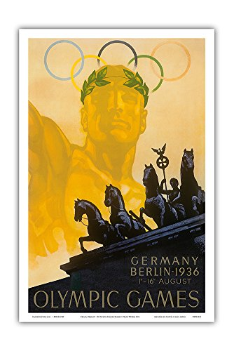 Pacifica Island Art XI Olympic Summer Games 1936 - Berlin...