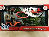 Kids Connection Dinosaur Attack Playset