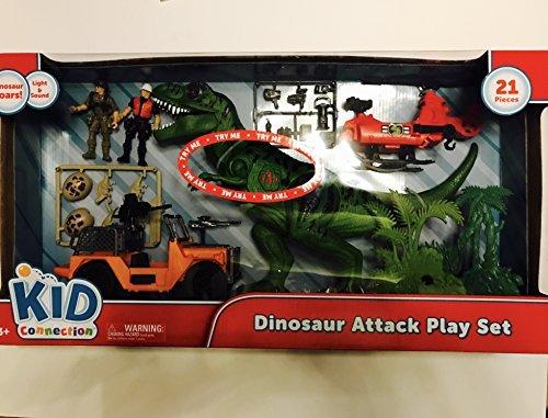 Kids Connection Dinosaur Attack Playset
