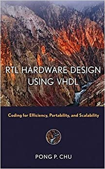 !!UPD!! RTL Hardware Design Using VHDL: Coding For Efficiency, Portability, And Scalability. Press Federal Donald ideal Reserva