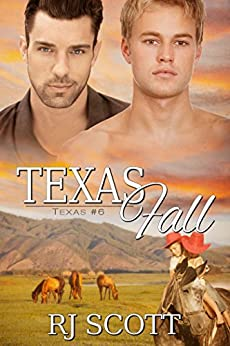 Texas Fall (Texas Series Book 6) by [Scott, RJ]