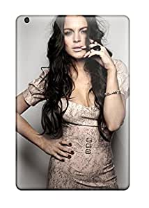Hot Ipad Mini 2 Lindsay Lohan 35 Tpu Silicone Gel Case Cover. Fits Ipad Mini 2