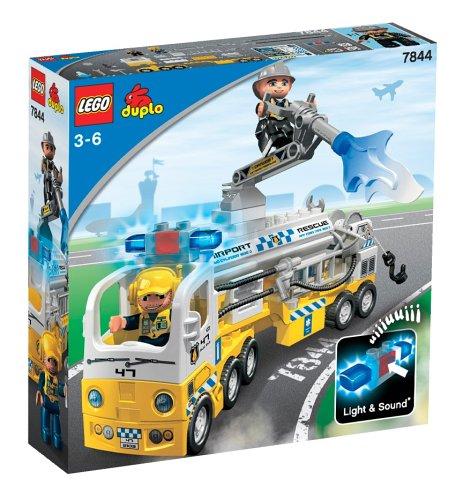 LEGO DUPLO 7844 Flughafen Flughafen Flughafen Löschzug 5539ab