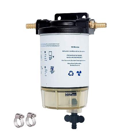 Amazon.com: Replacet S3213 Fuel Water Separator Filter Kit ...
