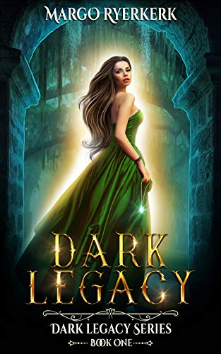 Dark Legacy: A Paranormal Mystery: Dark Legacy Series Book 1