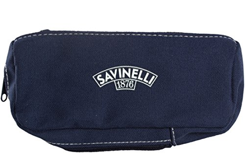 Savinelli Cloth Tobacco And Pipe Pouch (blue) by Savinelli