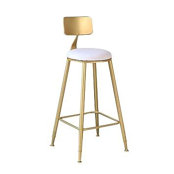 LAXF-taburetes altos cocina sillón Creative Iron Art Dining ...
