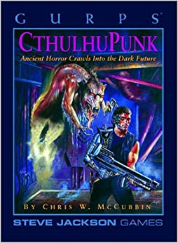 Image result for gurps cthulhupunk