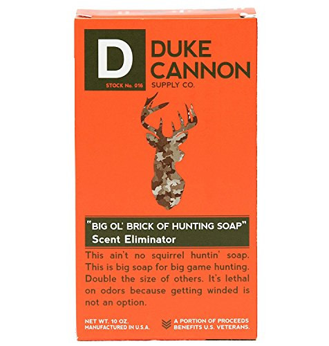 Review Duke Cannon Hunting Soap Scent Eliminator With Big American Victory Brick – Combo 2 Pack