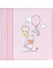 Álbum de fotos con fundas (Disney Baby Winnie para 200fotos 10x 15cm