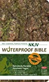 Waterproof Bible - NKJV - New Testament Ps and Pr - Bark/Camo, Bardin & Marsee Publishing, 1609690028
